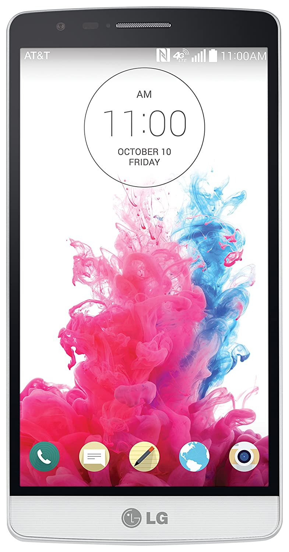 LG G3, Silk White 32GB (Verizon Wireless)