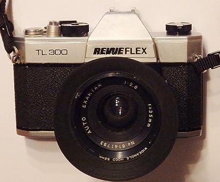 Fototechnik de LLL Revue Flex TL300 – 35 mm – Cámara réflex con ...