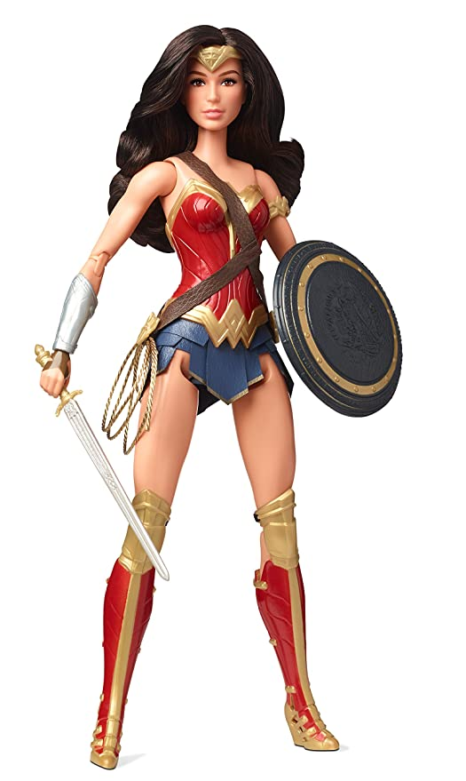 Wonder Dyx57 Collector Mattel Woman Justice Barbie League W9DHE2I