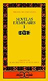 Novelas ejemplares I: Novelas Ejemplares 1 No 1 (CLASICOS CASTALIA,  C/C.)