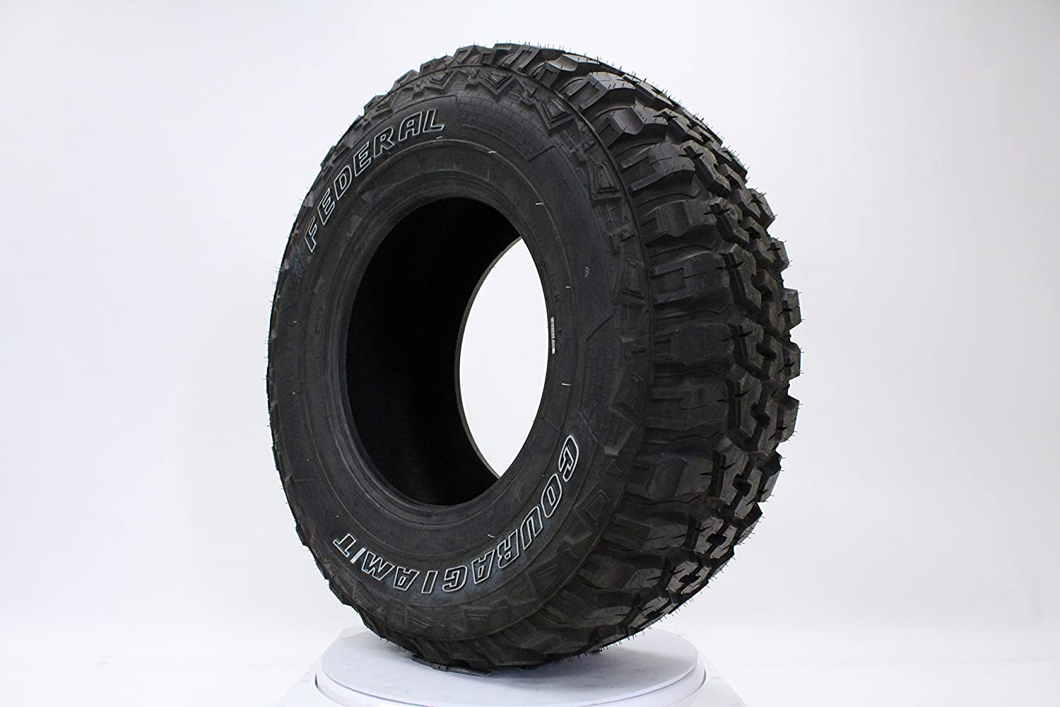 Federal Couragia Mud Terrain M/T Radial Tire Model LT235/75r15