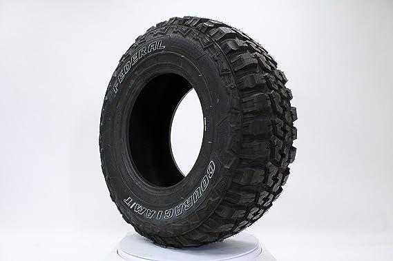 Federal Couragia M/T Mud-Terrain Tire - 35X12.50R20 E 10ply