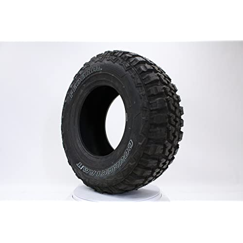 Federal Couragia M/T Mud-Terrain Radial Tire - LT285/70R17 118Q