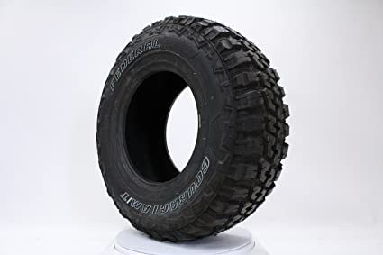 Federal Couragia M/T Mud-Terrain Tire - 35X12 50R20 E 10ply