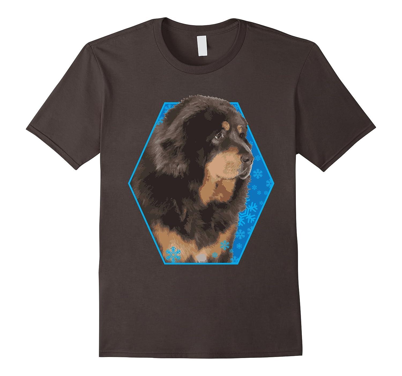 Tibetan Mastiff T Shirt - Dog Tee-TH