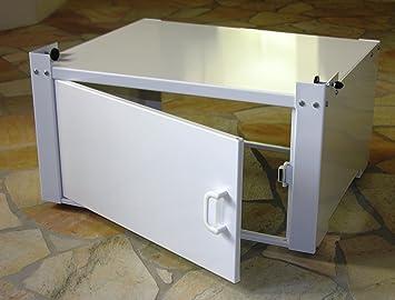 Szagato - Armario para colocar bajo lavadora (60 x 50 x 30 cm, soporta 150 kg): Amazon.es: Bricolaje y herramientas