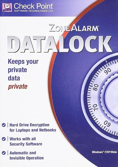 Zonealarm Datalock