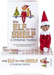 The Elf on the Shelf: Una tradición navideña (Incluye Tono