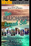 The Billionaire Boxed Set Volume I: Clean Billionaire Romance
