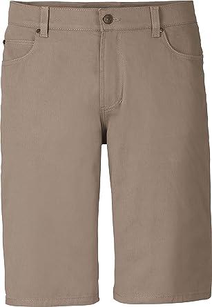 d39bddd99a9c Tom Ramsey Herren Bermuda kurze Hose im 5 Pocket Style bis Gr. 60 in Sand