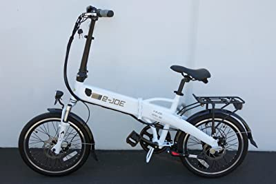 e-JOE Epik SE Sport Edition Electric Folding Bike Review