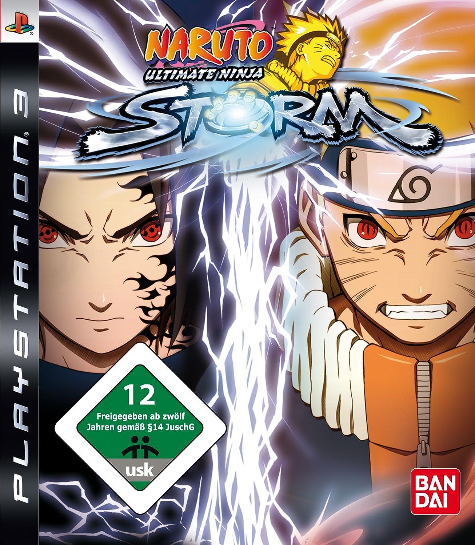 Naruto: Ultimate Ninja Storm [Importación alemana]: Amazon ...