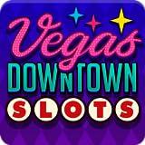 Vegas Downtown Slots - Classic Old Las Vegas Horseshoe Flamingo Bally's Casino Free Slots