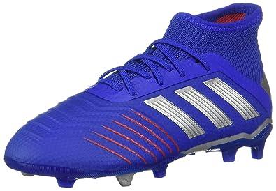| adidas Kids' Predator 19.1 FG Soccer Cleats