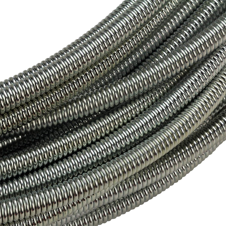 Rohrreinigungsspirale 8 m /Ø 9 mm /Ø 20 mm DRRS 8