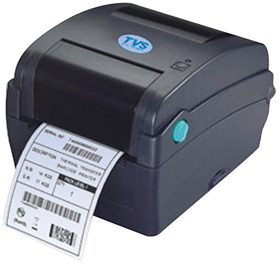 TVS LP46 Barcode Printer Dot Matrix Printers at amazon