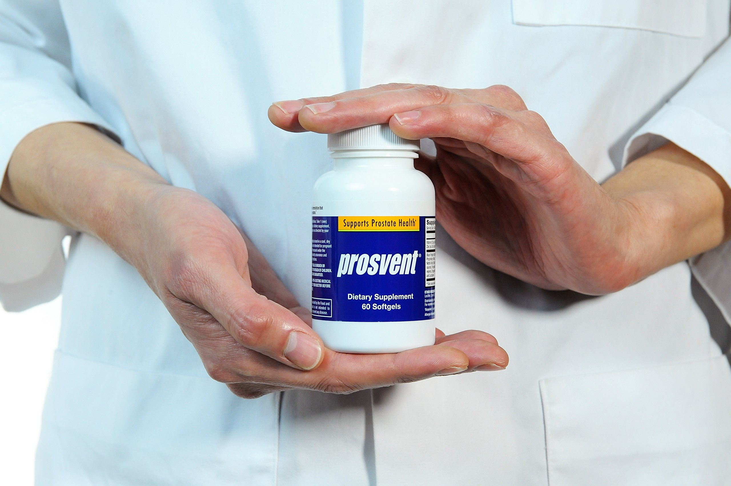 PROSVENT-NATURAL PROSTATE HEALTH SUPPLEMENT -Clinically Tested Ingredients- Reduce Urgency & Frequency. Improve Flow, Sleep, Health & Quality Of Life. OVER 180 MILLION DOSES SOLD! –3 Month Supply by Prosvent (Image #2)