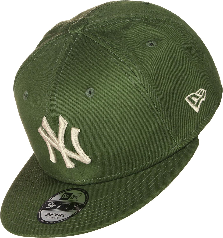 New Era 9FIFTY New York Yankees Snapback Cap League Essential Olivgr/ün