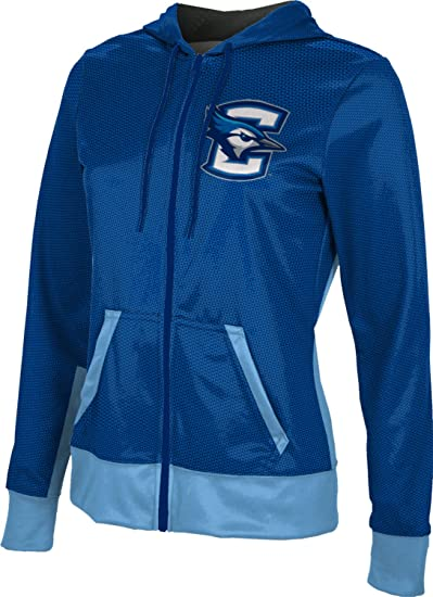 School Spirit Sweatshirt Creighton University Girls Zipper Hoodie Embrace