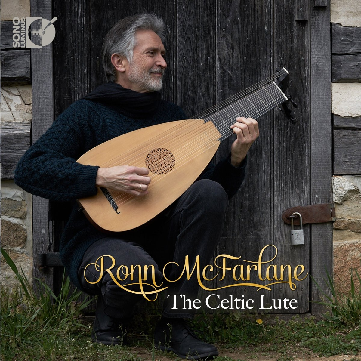 CD : Ronn McFarlane - Celtic Lute (CD)