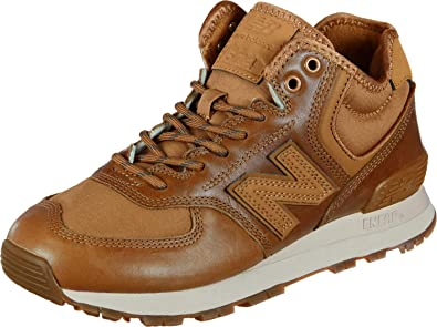 best website a00a9 32406 New Balance WH 574 B BD Brown Sugar  Amazon.co.uk  Shoes   Bags
