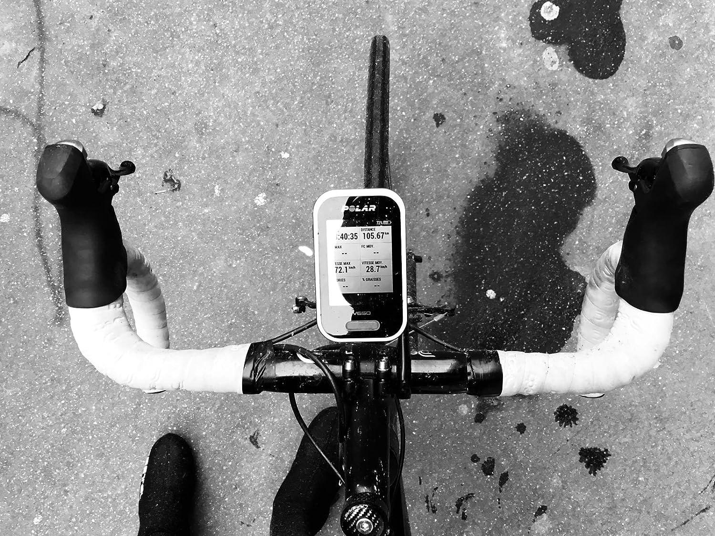 Polar V650 Ciclocomputador para Bicicleta con GPS, Unisex Adulto ...