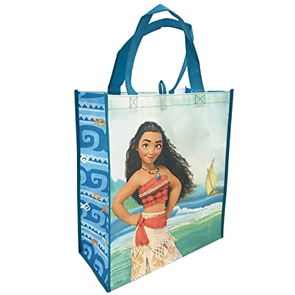 Amazon Legacy Licensing Partners Disney Moana Tote Bag