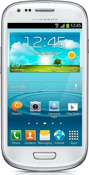 Samsung Galaxy S III mini (I8190) - Smartphone libre Android ...