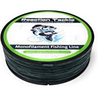 Reaction Tackle Monofilament Fishing line- Various Sizes and Colors