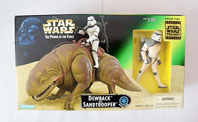 Kenner Star Wars Power of The Force Beast Pack - Figuras de acción ...