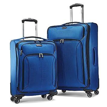 c46497227fff Amazon.com: Samsonite 2-Piece Spherion Luggage Set, Blue: SaveMyRemote