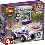 LEGO Friends 4+ Emma's Mobile Vet Clinic 41360 Building Toy