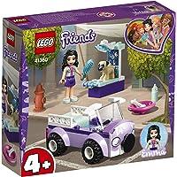 LEGO Friends 4+ Emma's Mobile Vet Clinic 41360 Building Toy