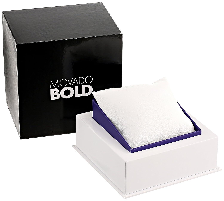 amazon com movado men s 3600259 bold analog display swiss quartz amazon com movado men s 3600259 bold analog display swiss quartz grey watch watches