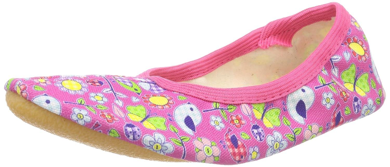 Beck Birds, Chaussures de Gymnastique Fille, Rose (Pink 06), EU 263