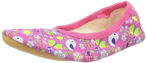 Beck Birds, Zapatillas de Gimnasia para Niñas, Rosa (Pink 06), 28 EU