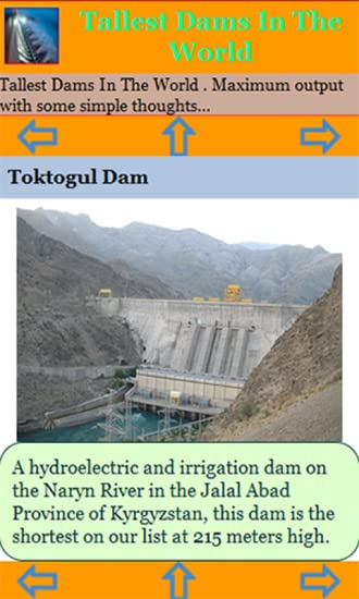 Amazon com: Tallest Dams In The World: Appstore for Android