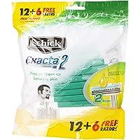 Schick Exacta2 Sensitive M 12+6