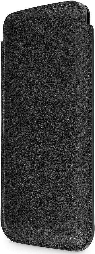 Wiiuka Echt Ledertasche Pure Für Samsung Galaxy S9 Computer Zubehör