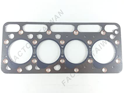 Amazon com: Head Gasket for Kubota V1903 (100% Taiwan Made