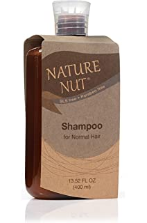 Shampoo for Normal Hair by Nature Nut | 13.52 oz | Get a Shiny & Healthy
