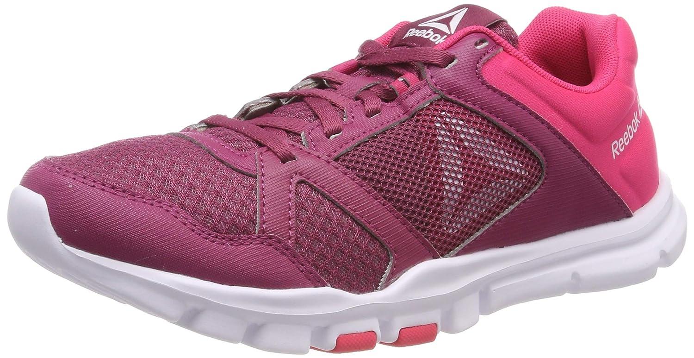 Mehrfarbig (Twisted Berry Twisted Rosa Weiß 000) Reebok Damen Yourflex Trainette 10 Mt Fitnessschuhe