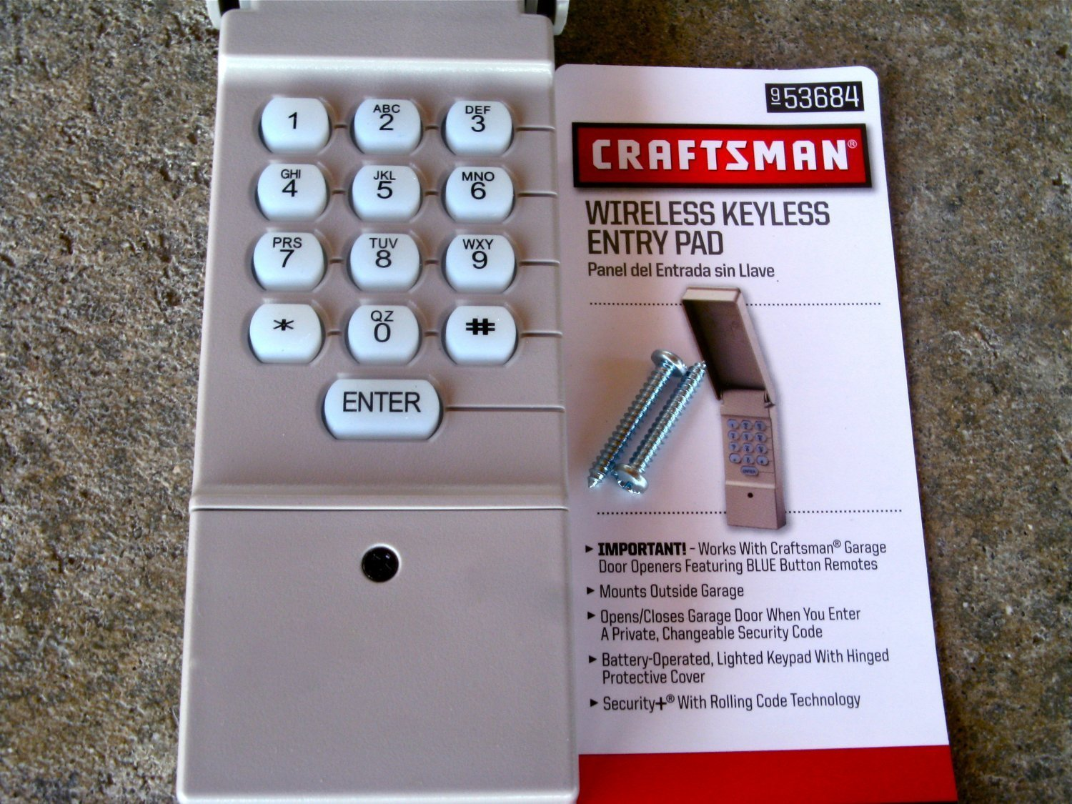 Craftsman 13953684 LiftMaster 976LM LiftMaster 977LM