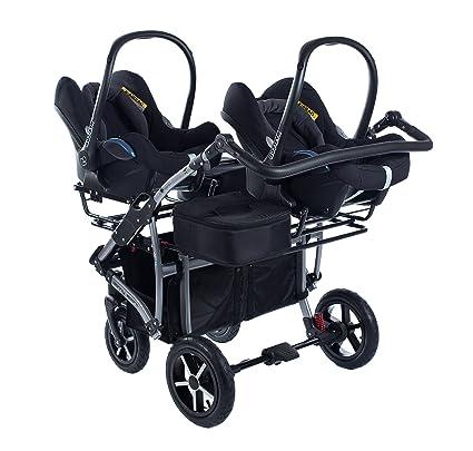 Zwillingskinderwagen maxi cosi  Clamaro 3 in 1