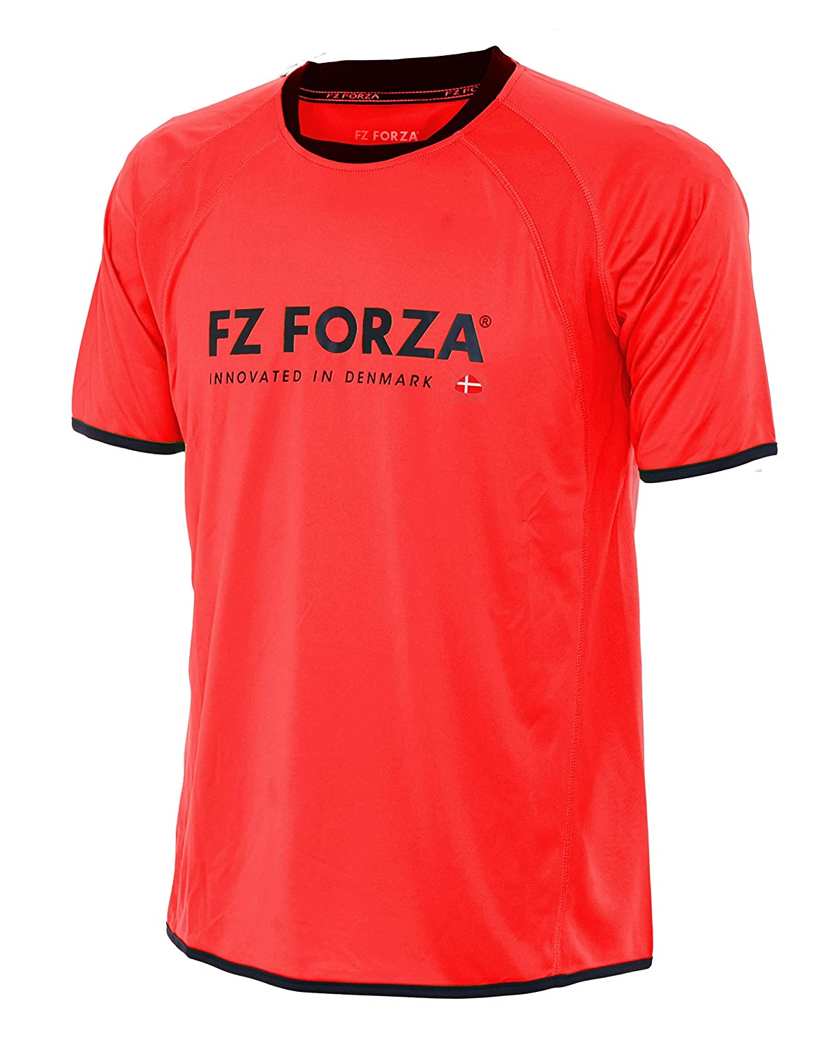 L Larry Shirt fiery coral