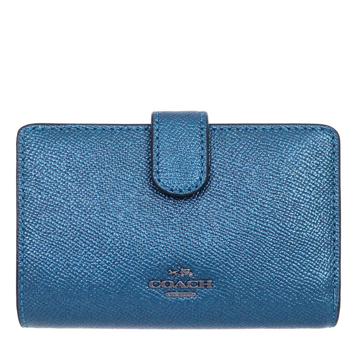 a6cea506de1c [コーチ] COACH 財布 (二つ折り財布) F23256 レザー 二つ折り財布 レディース