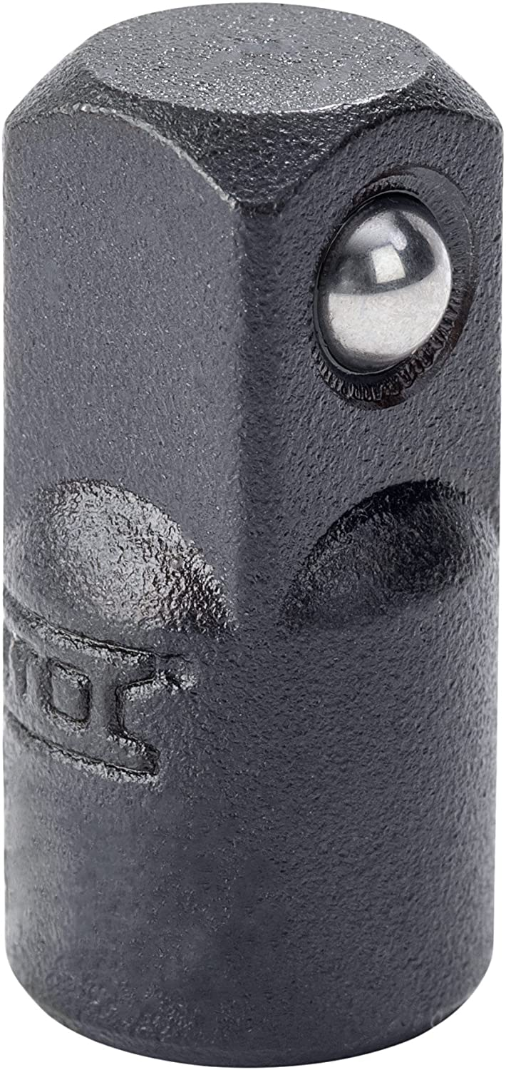 Stanley Proto J5256B Oxide Drive Adapter, 1/4-Inch Female Drive Type by 3/8-Inch Male Drive Type, Black