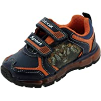 Geox J Android Boy A, Sneaker Niños