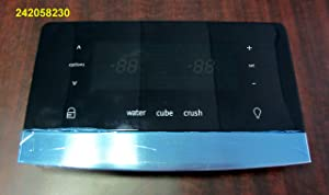 Electrolux 242058230 Interface User inerface conrol board