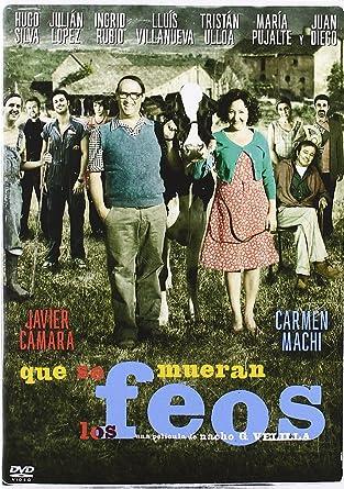 Que Se Mueran Los Feos Import Dvd 2010 Carmen Machi Javier Camara